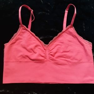 Victoria's Secret vintage longline bralette XS
